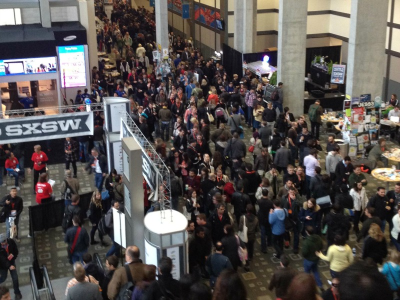 SXSW 2015: 5 Trends To Watch Out For