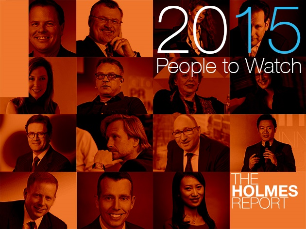 2015 PR Trend Forecast: 15 People To Watch