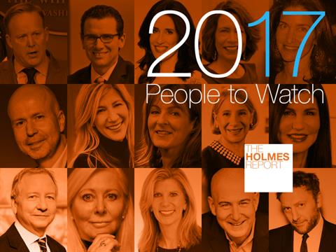 2017 Forecast: 15 People To Watch