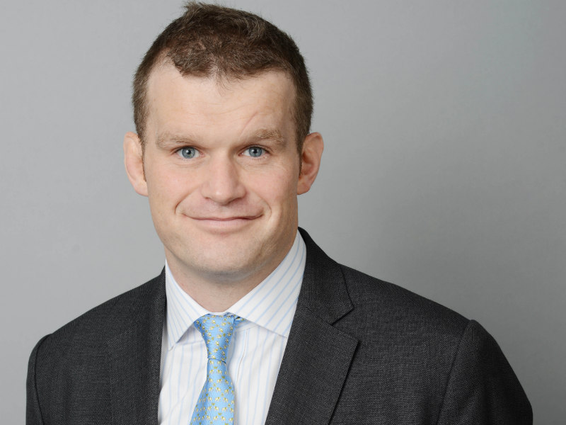 HSBC Greater China Communications Head Adam Harper Departs