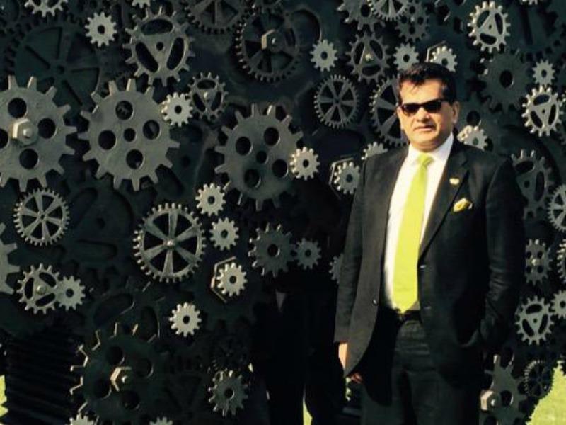NITI Aayog CEO Amithabh Kant To Headline 2016 SABRE Awards South Asia