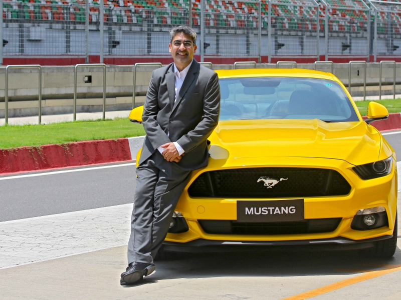 Ford's Anurag Mehrotra To Receive First South Asia Individual Achievement SABRE