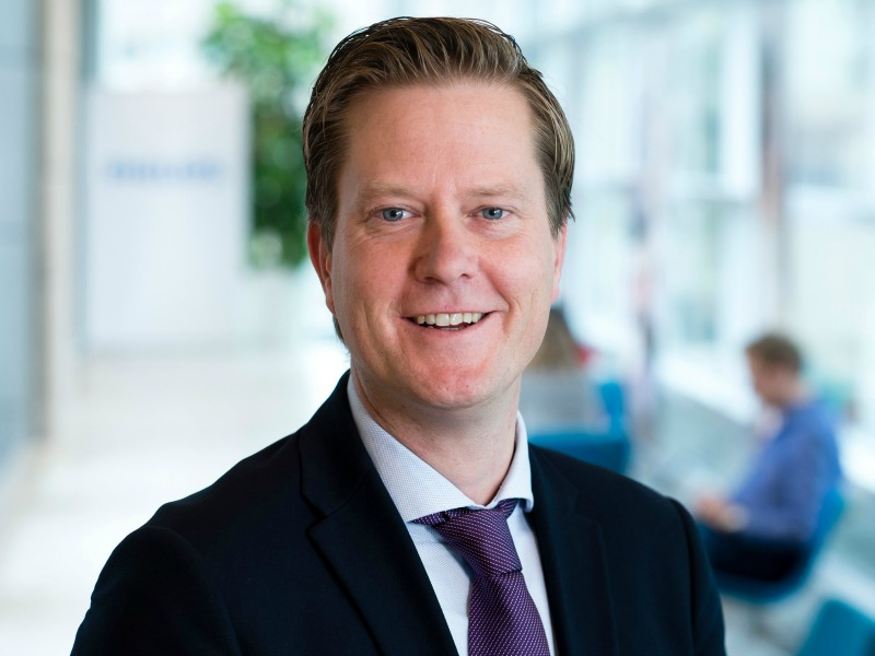 Arent Jan Hesselink Leaves Philips To Lead Edelman Netherlands