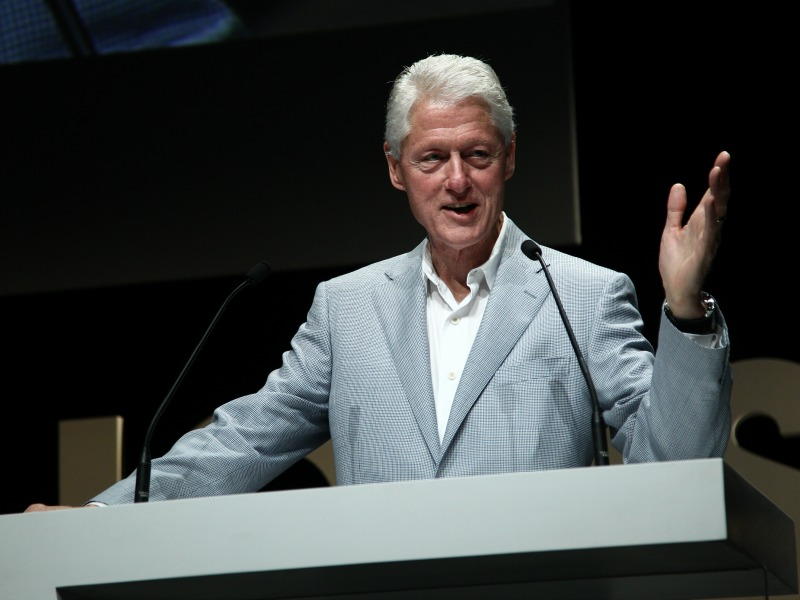 "Cannes 2012: Clinton Sees ""Profound Influence"" For Communicators Tackling Social Issues"