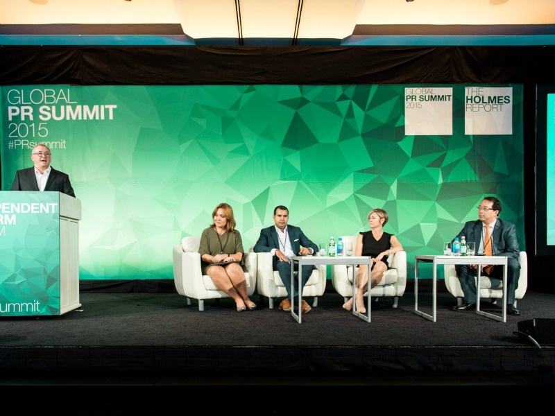 PRSummit: Next Generation Of CEOs Will Have Communications Skills Embedded