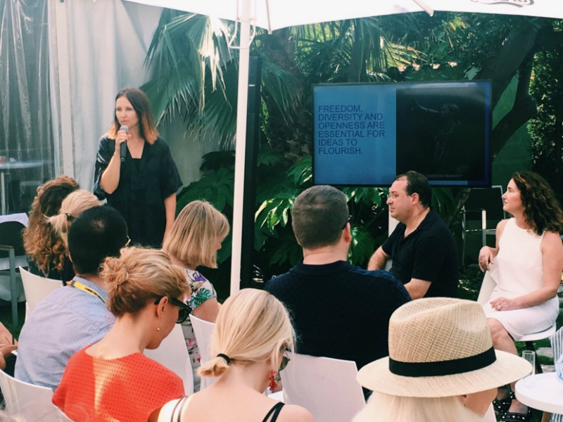 Appetite To Take Action At Cannes Lions
