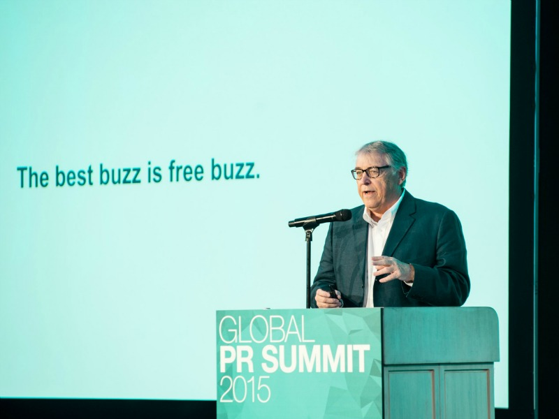 PRSummit: 'We Believe In Trying To Make News' Says Chuck Porter