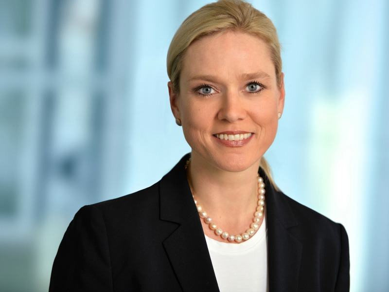 Siemens Names Clarissa Haller As New Communications Chief