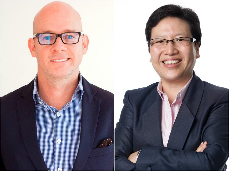 Weber Shandwick Names New China President As Darren Burns Takes Regional Role