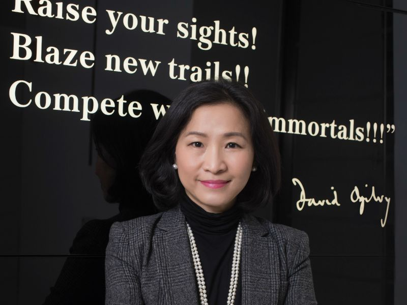 Ogilvy's Debby Cheung To Receive Outstanding Achievement Award