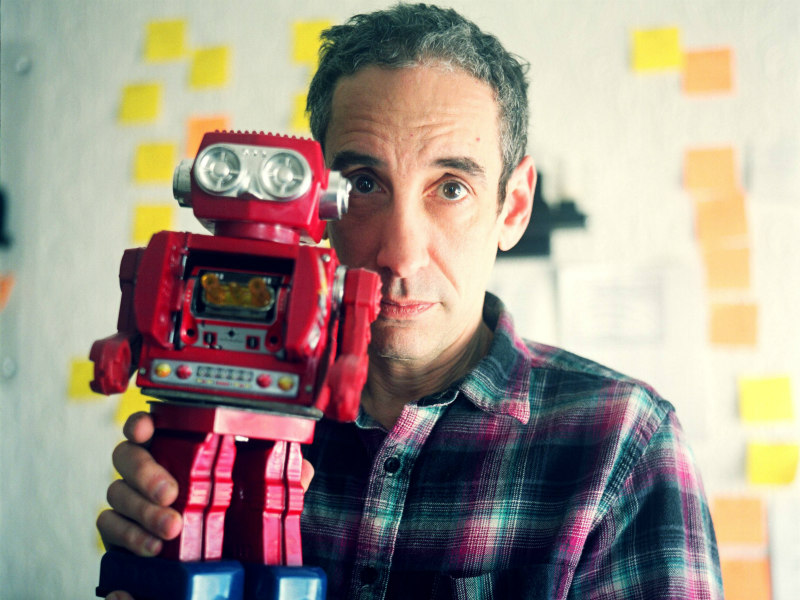 Douglas Rushkoff Joins PRovoke19 Lineup