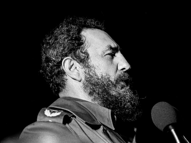 Fidel Castro: End Of One Chapter Is Not Necessarily The Beginning Of Another