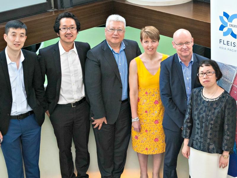 FleishmanHillard Restructures Greater China Leadership
