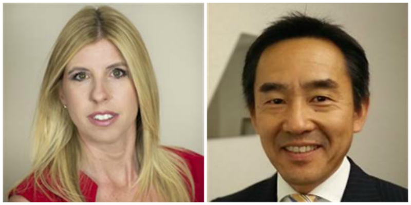 Mercer CMO Jeanniey Mullen & ANA's Tadashi Matsushita Discuss 'A New Reality' At #PRovoke17