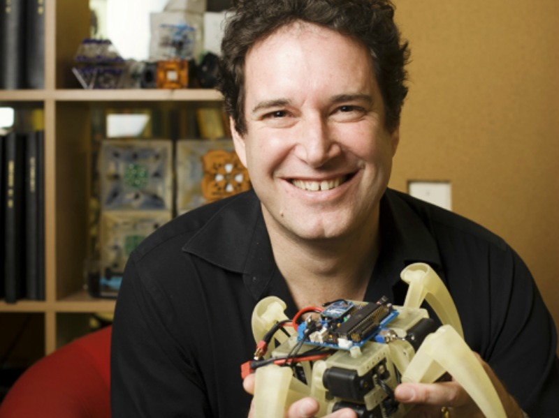 Artificial Creativity? Columbia Professor Hod Lipson Joins PRovoke16 Lineup