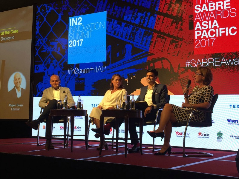 In2Summit: From Earned Media To Earned Attention