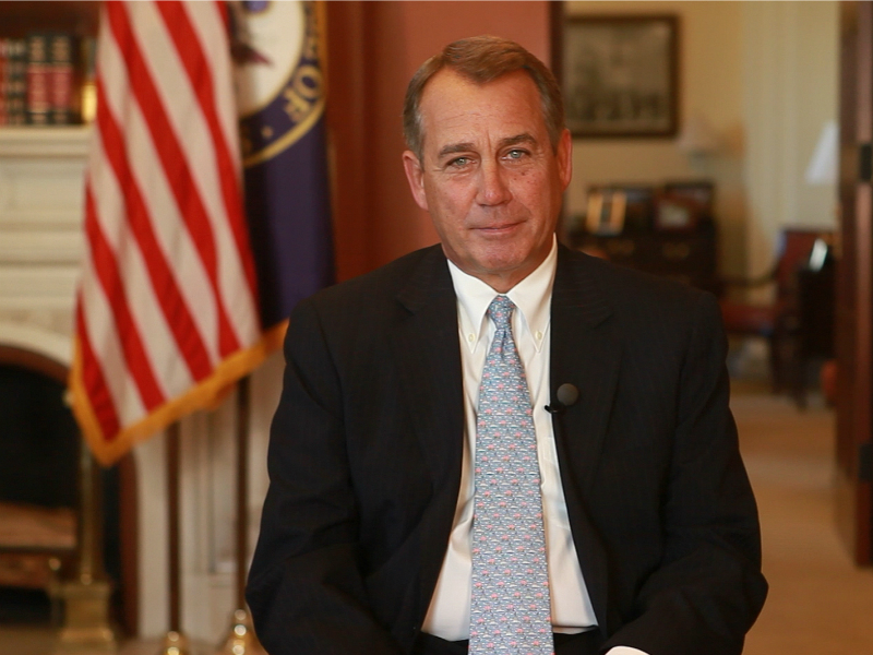 "The ""Art of the Deal"" Dies with Speaker Boehner"