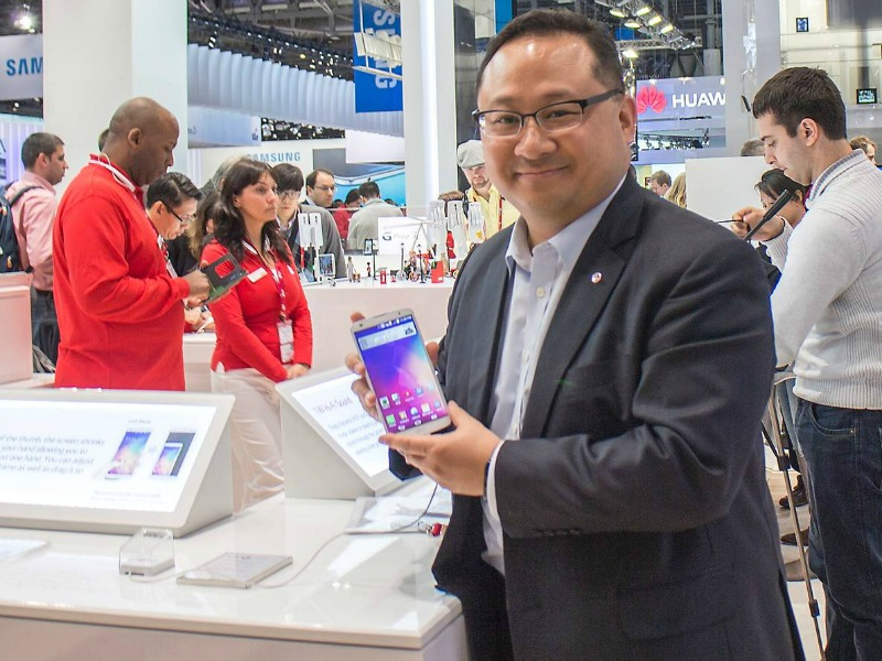 LG's Ken Hong: 'It's Very Hard To Unseat WPP'