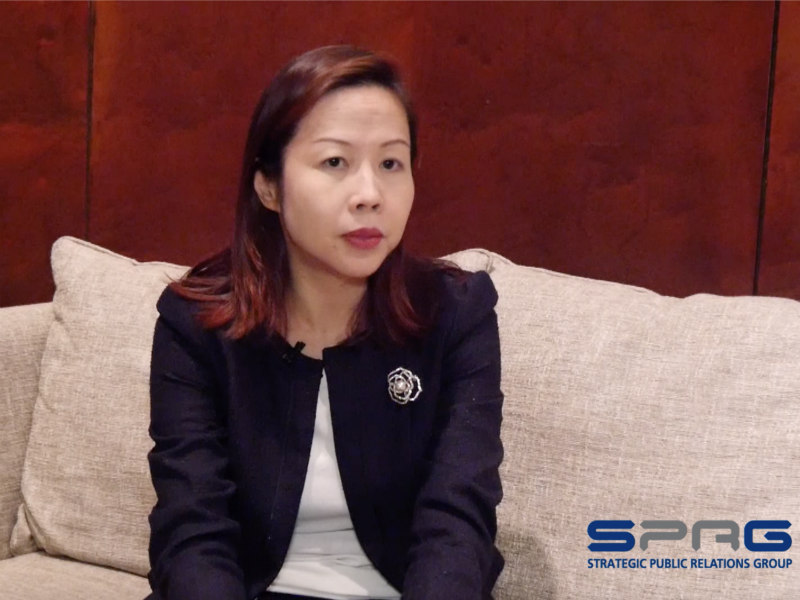 Video: Temasek's Lena Goh On Long-Term Values Vs Short-Term Profitability