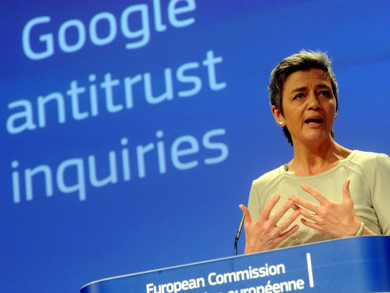 Google Enlists FTI Consulting In Brussels Amid EU Antitrust Battle