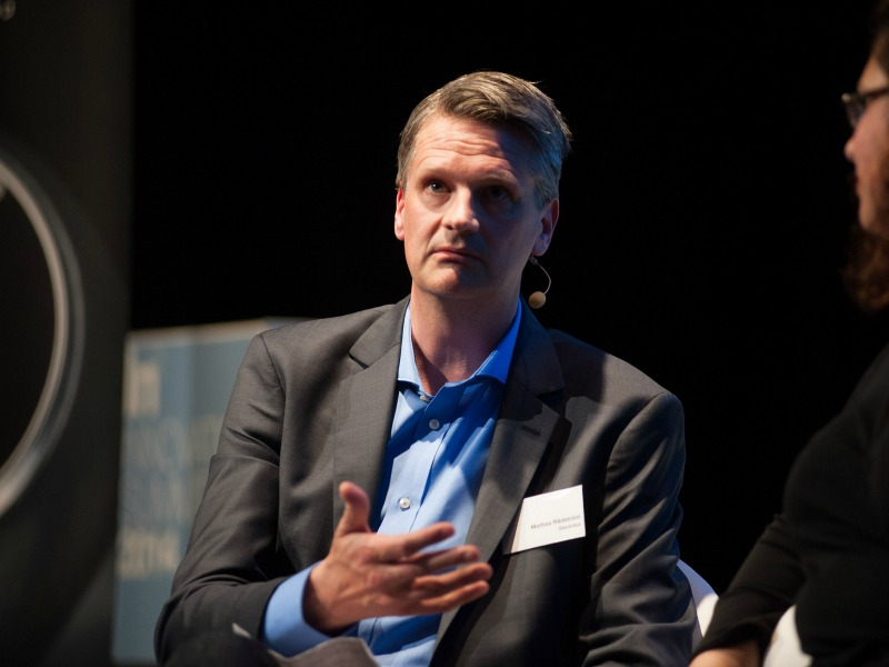 Mattias Rådström Departs Electrolux To Lead Comms At Cramo Group