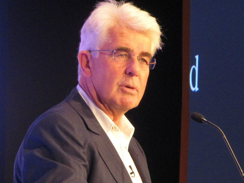 Is Max Clifford A PR Man? Depends Who You Ask