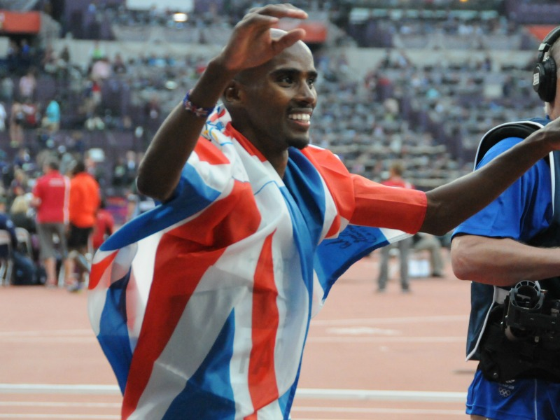 Mo Farah Calls In Freuds For Crisis PR Counsel