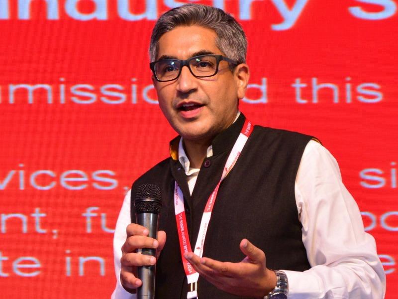 Nitin Mantri To Receive 2021 Individual Achievement SABRE