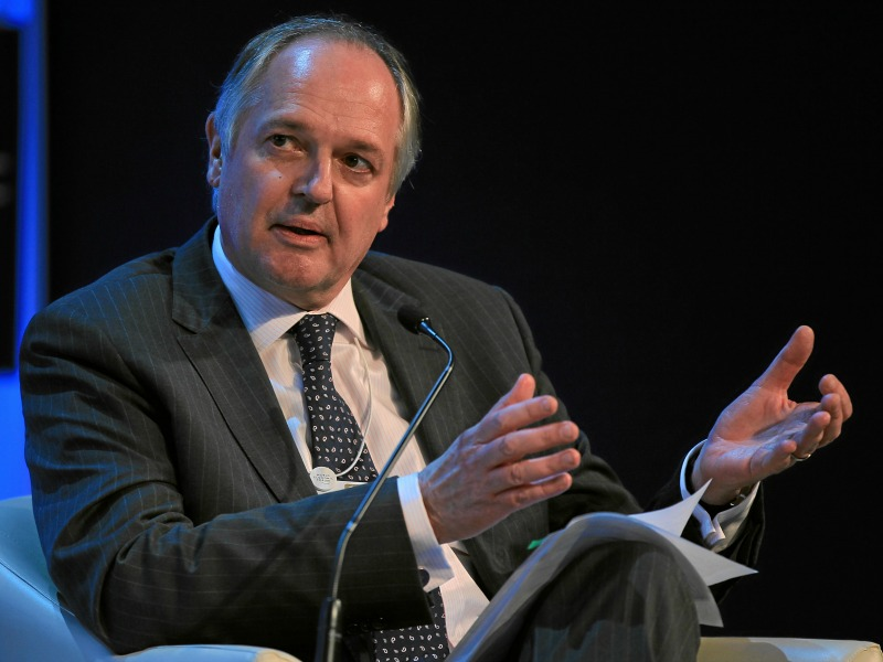What Paul Polman Told The World's Top Communicators