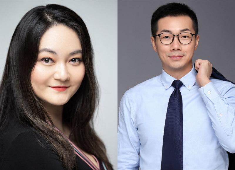 Polka Yu & Joe Peng Elevated To Regional Leadership Roles At BCW