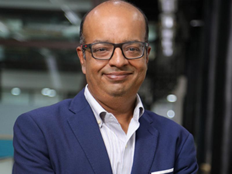 Tata Comms Chief Pradipta Bagchi To Exit Company