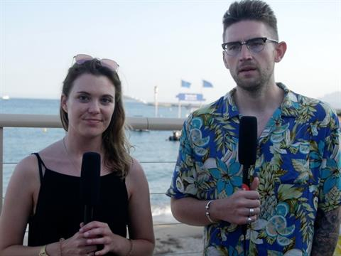 Watch: Ottilie Ratcliffe & Jack Davy On The Young PR Lions
