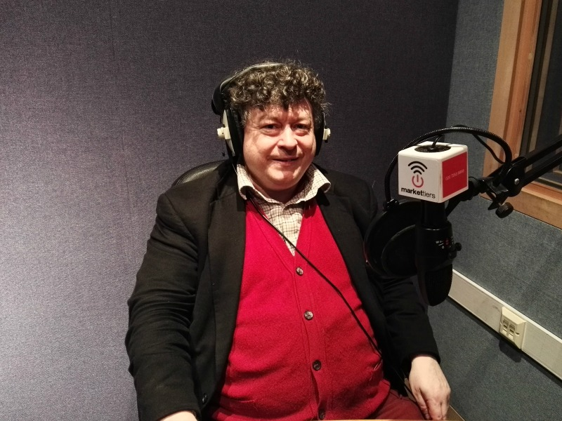Podcast: Rory Sutherland On Behavioural Science, Big Data, Trump, Brexit & More