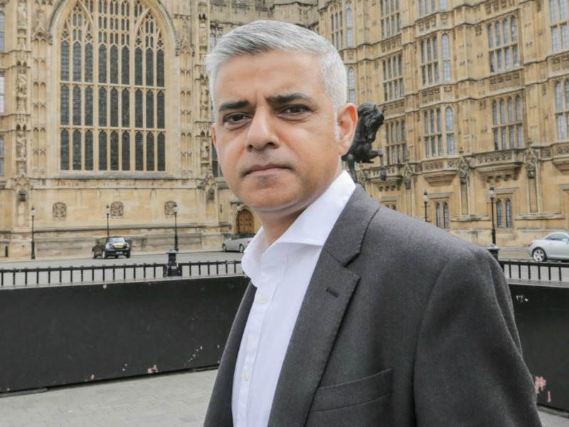Sadiq Khan Calls On Creatives For #LondonIsOpen Design Brief