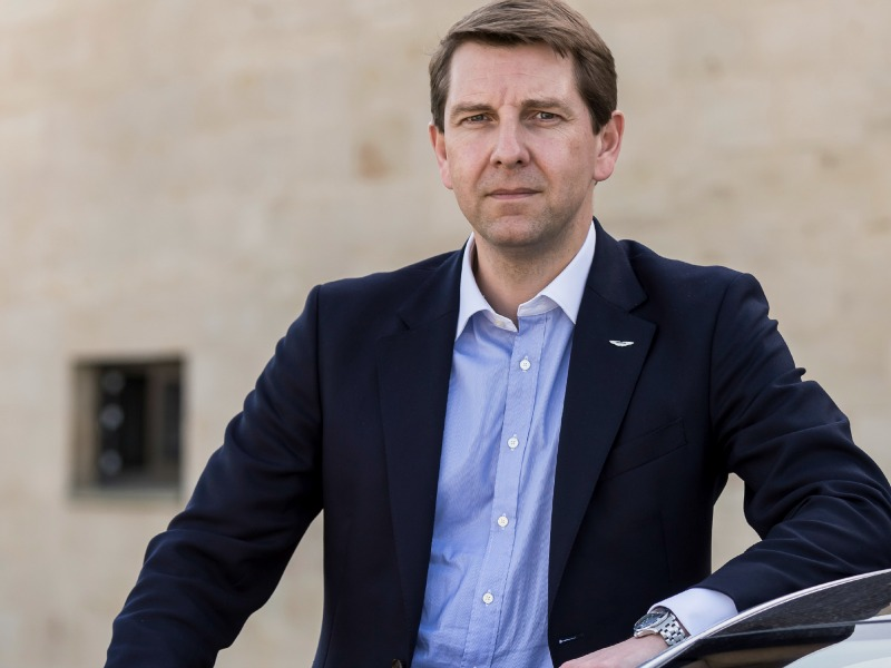 Simon Sproule Adds Americas Chairman Position At Aston Martin