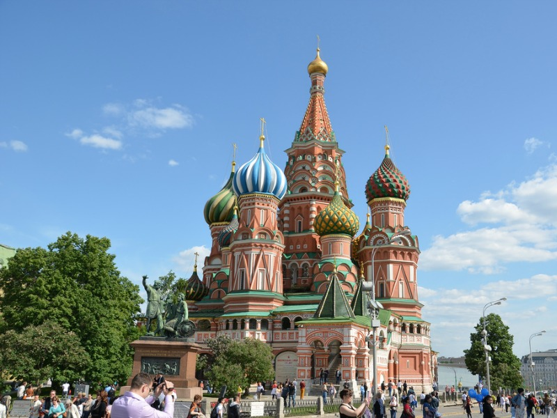 Ukraine Crisis Contributes To Declining Investor Confidence In Russia
