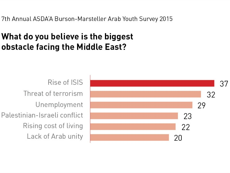 Arab Youth Less Optimistic About Prospects For Democracy