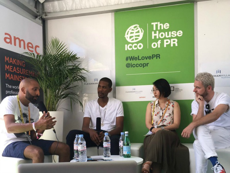 Cannes: 'Approach Artists That Share Your Ethos', Brands Advised