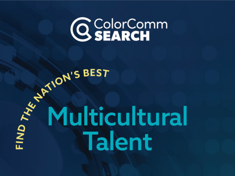 ColorComm Launches Recruitment Platform For Multicultural Talent