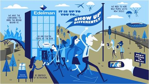Analysis: Edelman Closes In On Agency Restructuring And $1bn Target