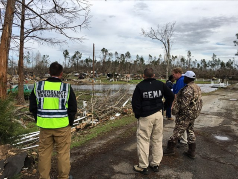 FEMA Reviews Community Engagement Agency Support