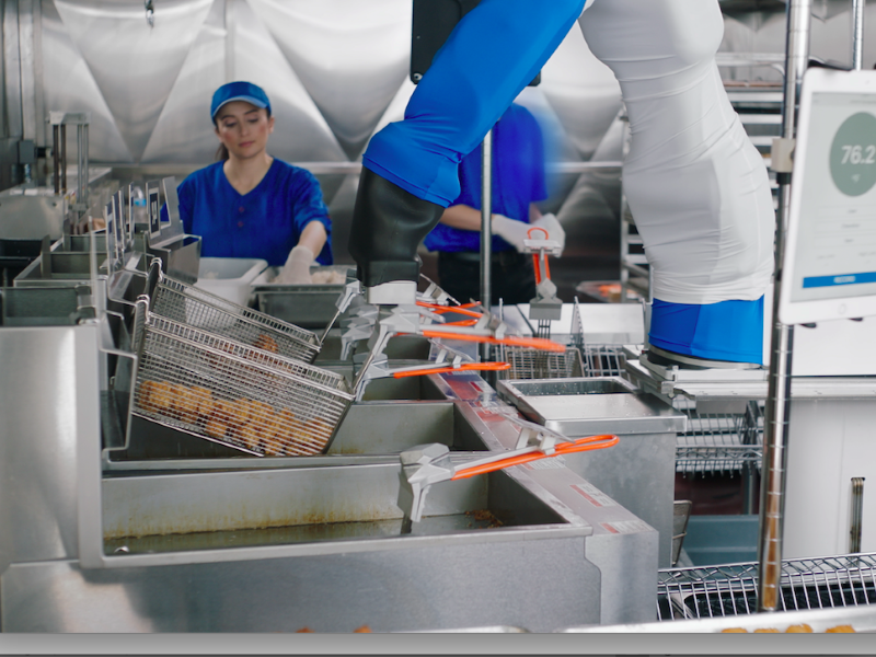 Golin Tapped To Handle PR For Burger-Flipping Robot