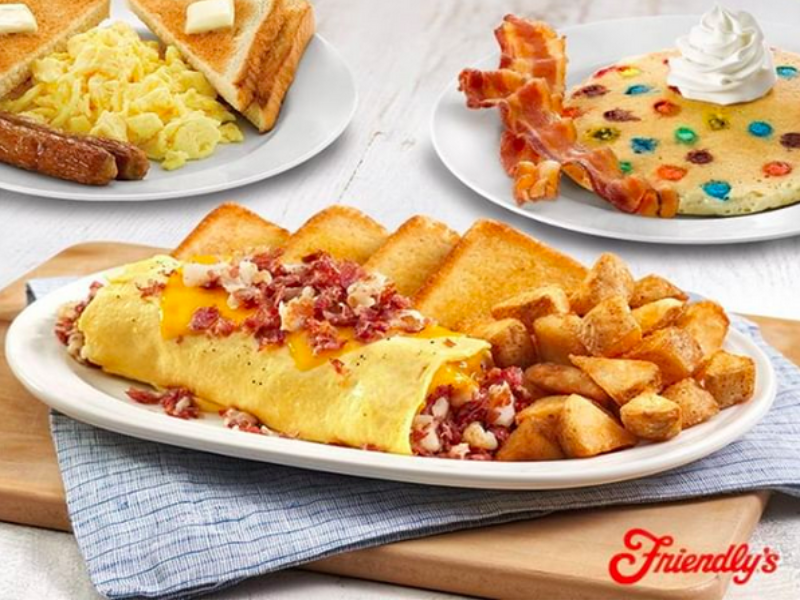 Friendly's Taps LAK To Help Build Post-Bankruptcy Brand