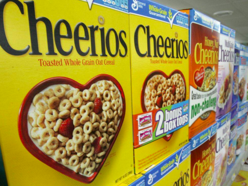 General Mills PR Rethink Sees Golin Replace Ketchum As Lead Agency