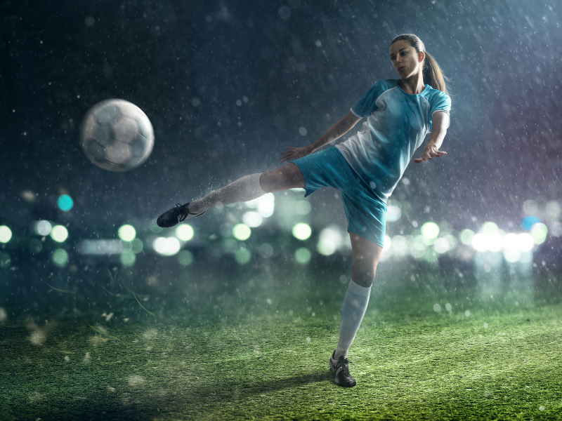 More Than A Game: The Merging of Sports & Culture In Women's Soccer