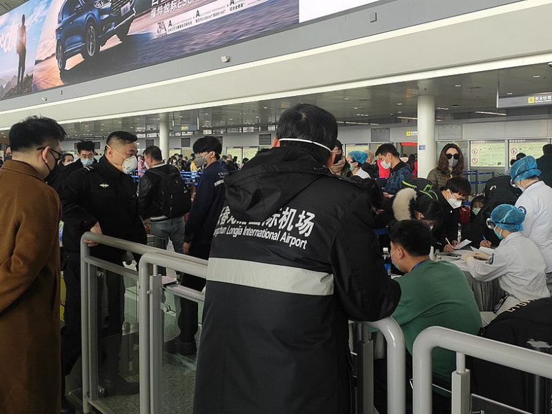 Holding Groups Respond To Coronavirus Outbreak With China Travel Curbs