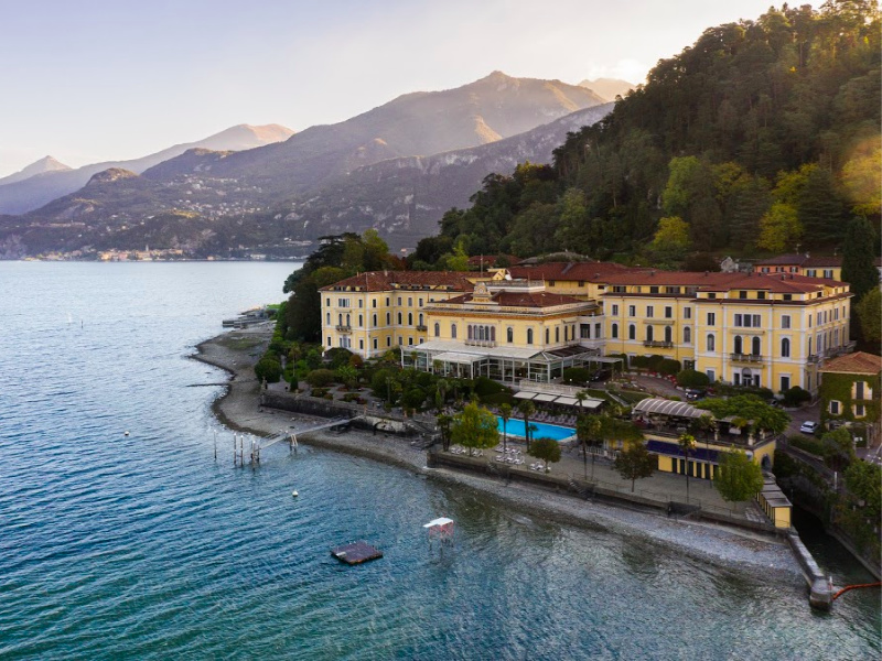 Luxury Lake Como Hotel Taps Diffusion For US, UK PR