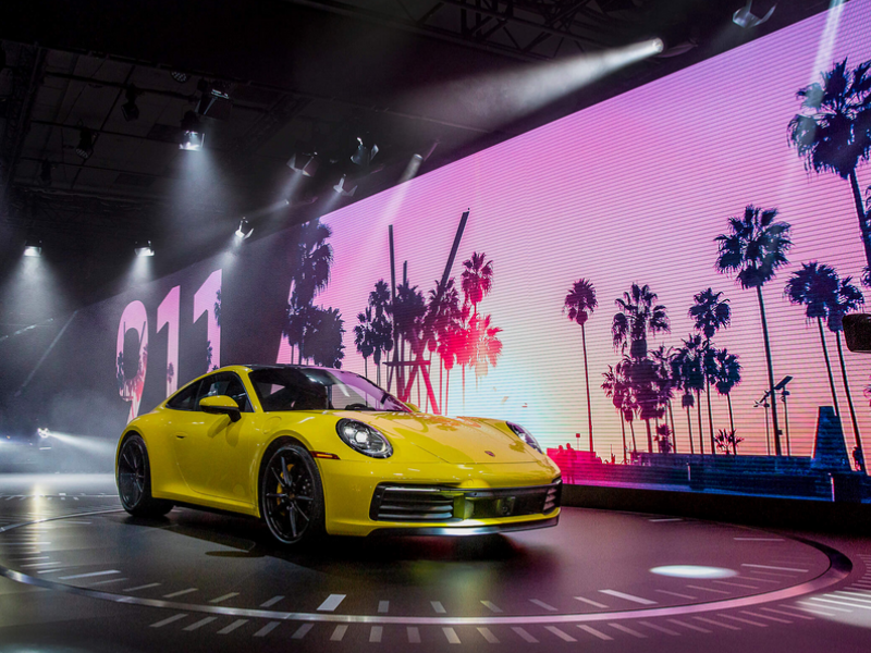 LA Auto Show Hands PR Duties To FleishmanHillard