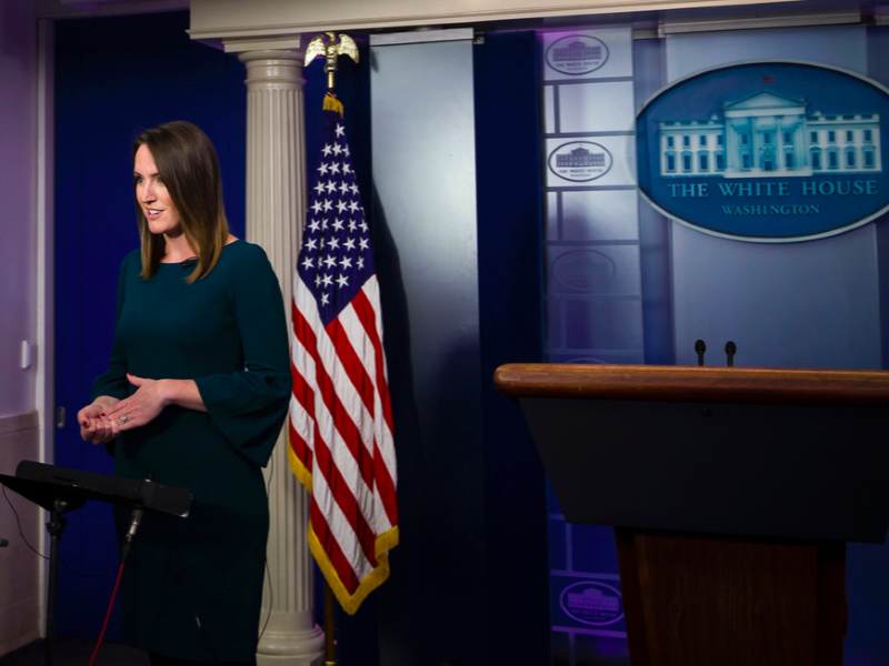 Deputy Press Secretary Lindsay Walters Leaving White House For Edelman