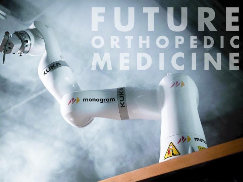 Monogram Orthopedics Hands PR Duties To Golin